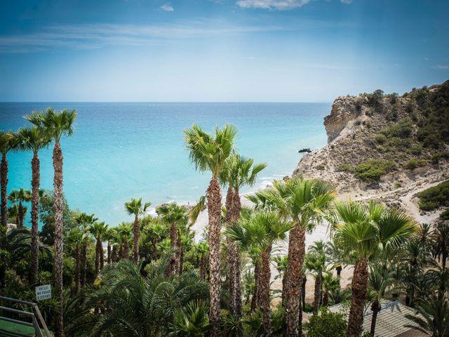 La boda de Diego y Carmen en La/villajoyosa Vila Joiosa, Alicante 4