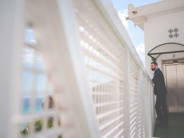 La boda de Diego y Carmen en La/villajoyosa Vila Joiosa, Alicante 8