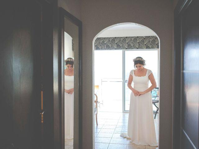 La boda de Diego y Carmen en La/villajoyosa Vila Joiosa, Alicante 12