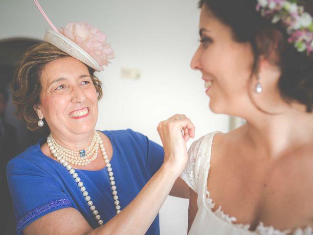 La boda de Diego y Carmen en La/villajoyosa Vila Joiosa, Alicante 18
