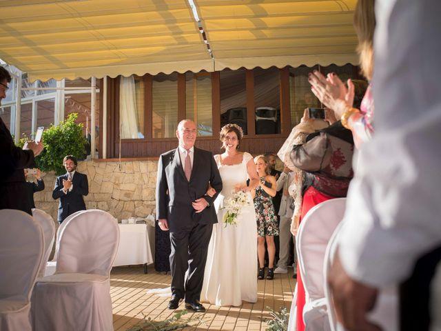 La boda de Diego y Carmen en La/villajoyosa Vila Joiosa, Alicante 23