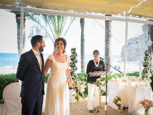 La boda de Diego y Carmen en La/villajoyosa Vila Joiosa, Alicante 26