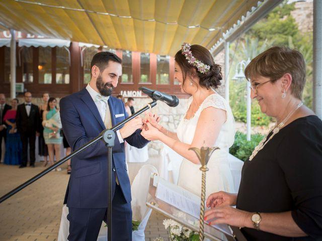 La boda de Diego y Carmen en La/villajoyosa Vila Joiosa, Alicante 33