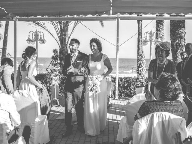 La boda de Diego y Carmen en La/villajoyosa Vila Joiosa, Alicante 38
