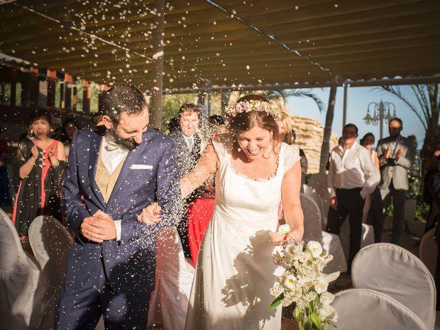 La boda de Diego y Carmen en La/villajoyosa Vila Joiosa, Alicante 39