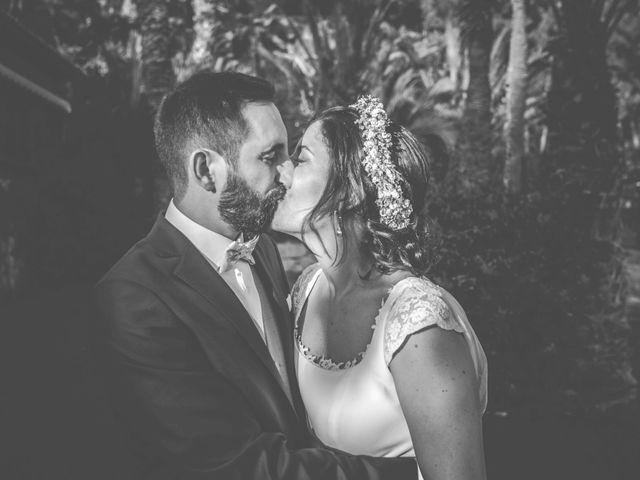 La boda de Diego y Carmen en La/villajoyosa Vila Joiosa, Alicante 41