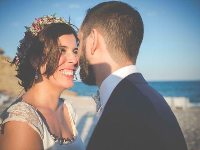 La boda de Diego y Carmen en La/villajoyosa Vila Joiosa, Alicante 43