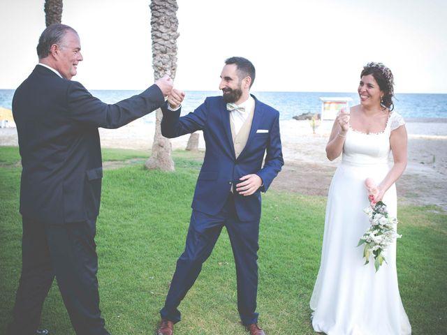 La boda de Diego y Carmen en La/villajoyosa Vila Joiosa, Alicante 46