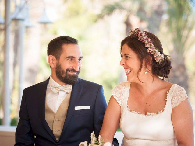 La boda de Diego y Carmen en La/villajoyosa Vila Joiosa, Alicante 55