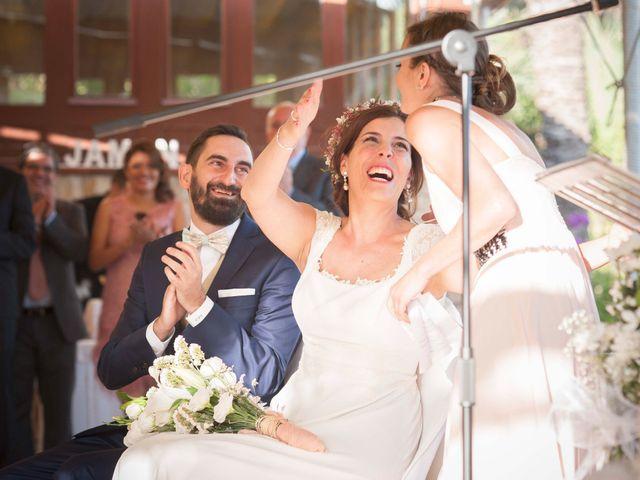 La boda de Diego y Carmen en La/villajoyosa Vila Joiosa, Alicante 59