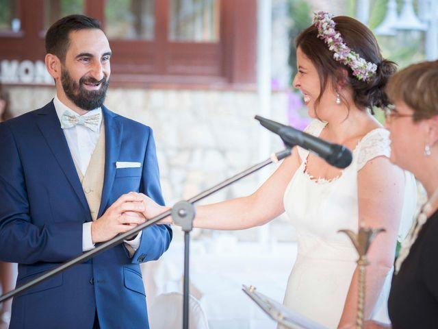 La boda de Diego y Carmen en La/villajoyosa Vila Joiosa, Alicante 62
