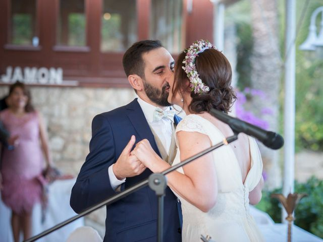 La boda de Diego y Carmen en La/villajoyosa Vila Joiosa, Alicante 63