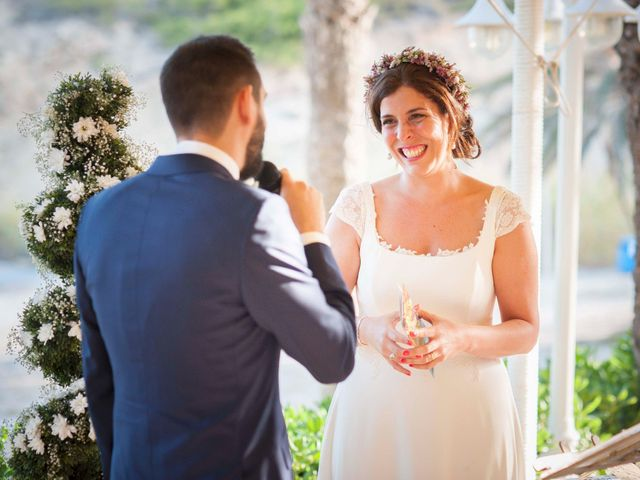 La boda de Diego y Carmen en La/villajoyosa Vila Joiosa, Alicante 65