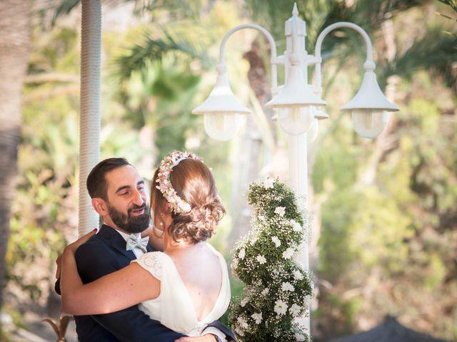 La boda de Diego y Carmen en La/villajoyosa Vila Joiosa, Alicante 69