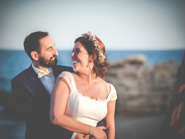La boda de Diego y Carmen en La/villajoyosa Vila Joiosa, Alicante 71