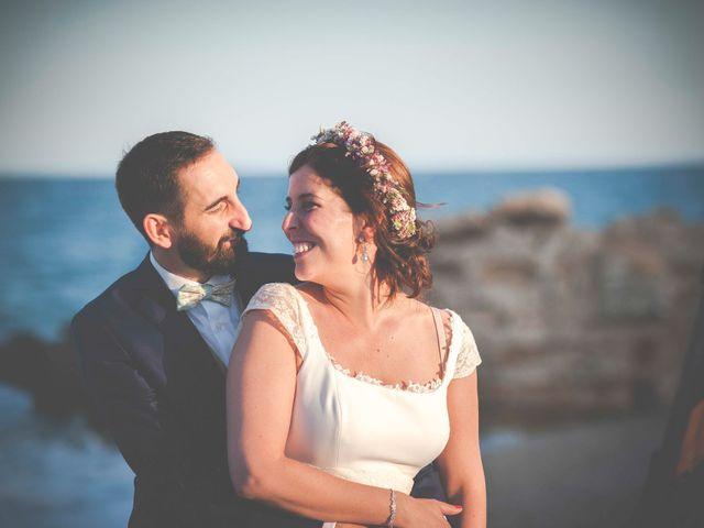 La boda de Diego y Carmen en La/villajoyosa Vila Joiosa, Alicante 72
