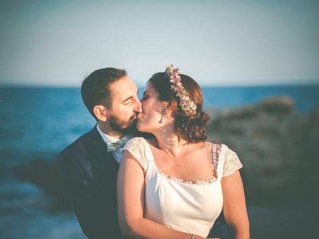 La boda de Diego y Carmen en La/villajoyosa Vila Joiosa, Alicante 73