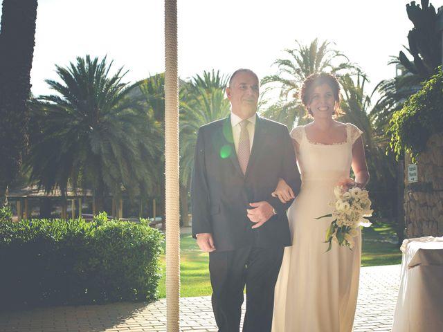 La boda de Diego y Carmen en La/villajoyosa Vila Joiosa, Alicante 88