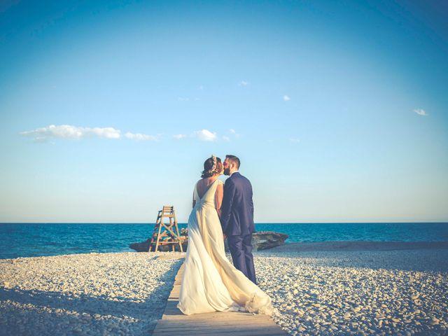 La boda de Diego y Carmen en La/villajoyosa Vila Joiosa, Alicante 91