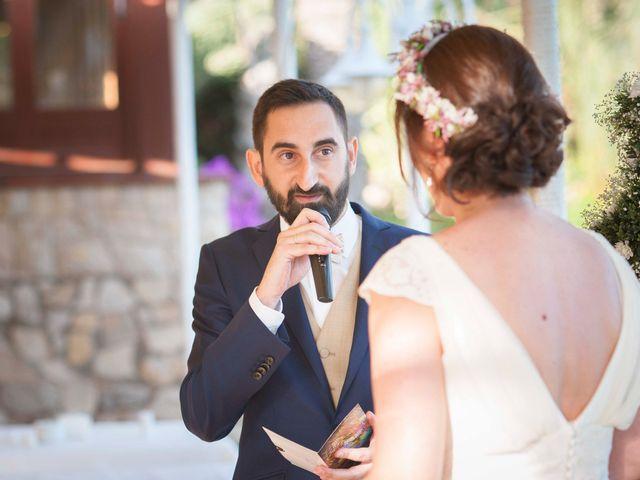 La boda de Diego y Carmen en La/villajoyosa Vila Joiosa, Alicante 93