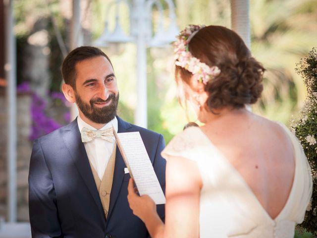 La boda de Diego y Carmen en La/villajoyosa Vila Joiosa, Alicante 94