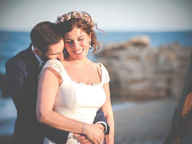 La boda de Diego y Carmen en La/villajoyosa Vila Joiosa, Alicante 95