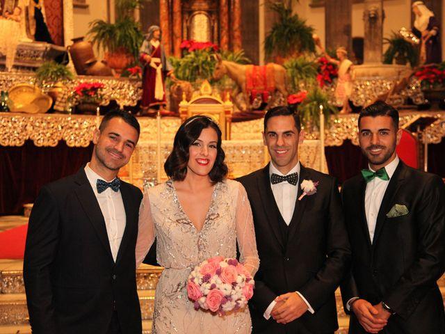 La boda de Juanjo y Miriam en San Cristóbal de La Laguna, Santa Cruz de Tenerife 9