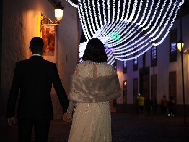 La boda de Juanjo y Miriam en San Cristóbal de La Laguna, Santa Cruz de Tenerife 12