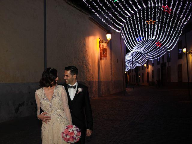 La boda de Juanjo y Miriam en San Cristóbal de La Laguna, Santa Cruz de Tenerife 14