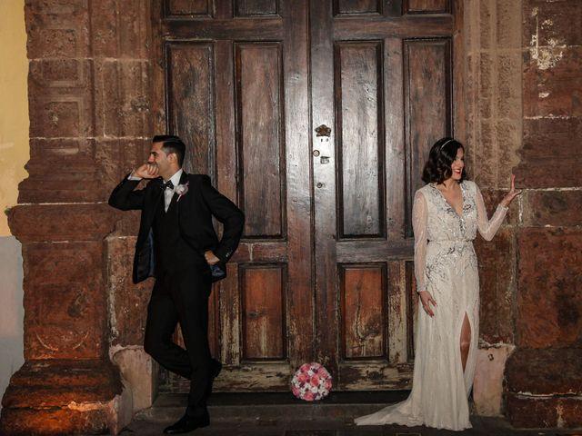 La boda de Juanjo y Miriam en San Cristóbal de La Laguna, Santa Cruz de Tenerife 15