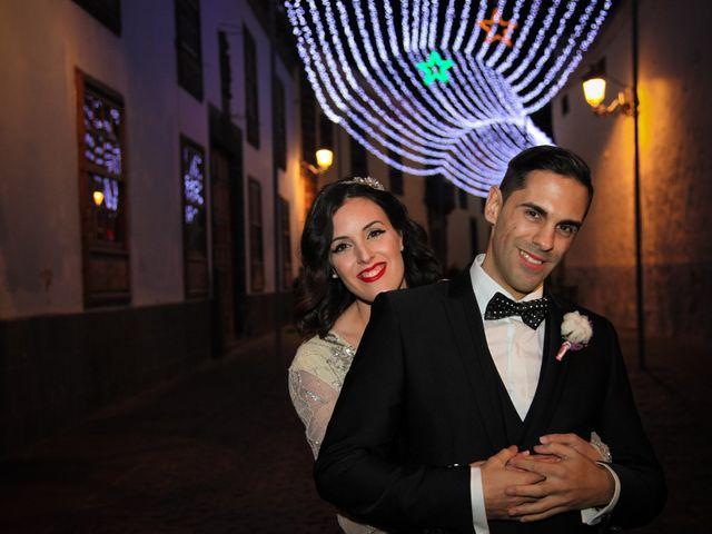 La boda de Juanjo y Miriam en San Cristóbal de La Laguna, Santa Cruz de Tenerife 16