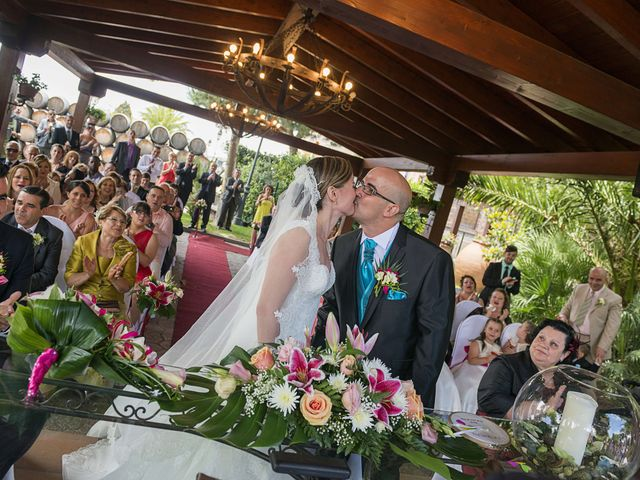 La boda de Marta y Juan Carlos