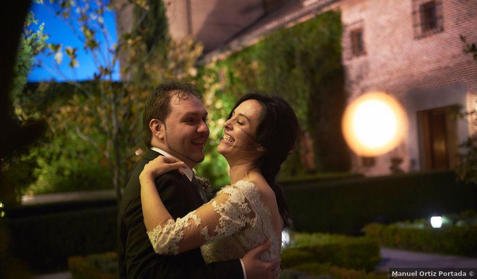 La boda de Juanjo y Irene en Boadilla Del Monte, Madrid