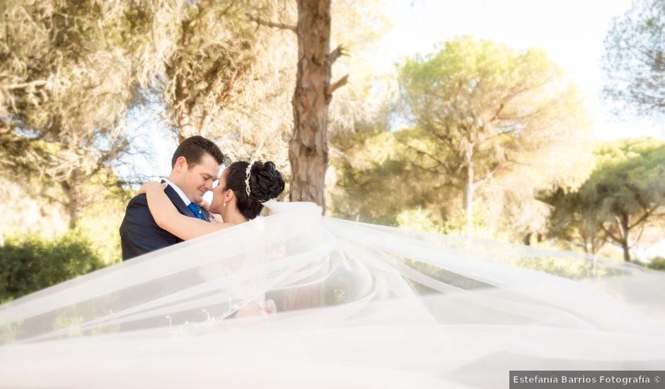 La boda de Juan Diego y Toñi en Chiclana De La Frontera, Cádiz