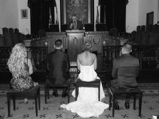 La boda de Sara y Mauricio 2