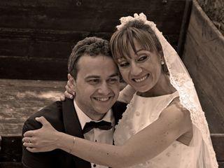 La boda de Abigail y Cristian 2