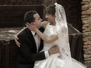La boda de Abigail y Cristian