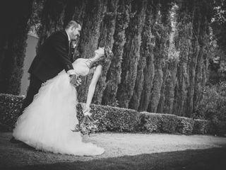 La boda de Samira y Victor