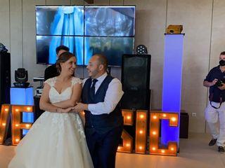 La boda de Cristina y Daniel 3