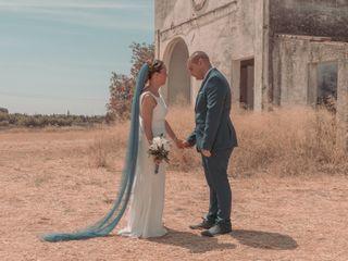 La boda de María Jesús y Enrique