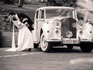 La boda de Patricia y David