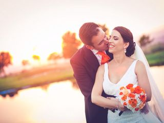 La boda de Irina y Jose Luis