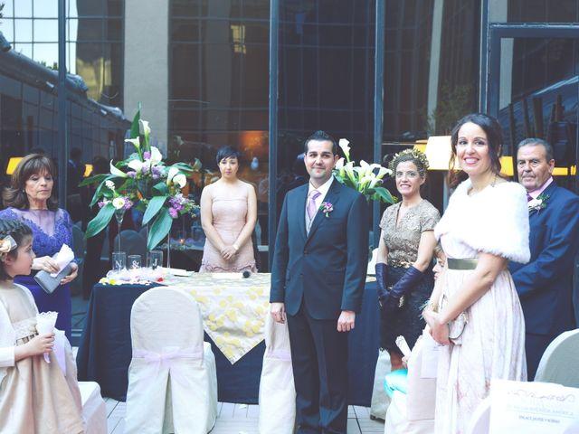 La boda de Javier y Norma en Madrid, Madrid 9