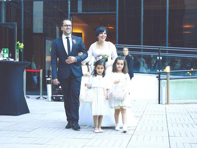La boda de Javier y Norma en Madrid, Madrid 10