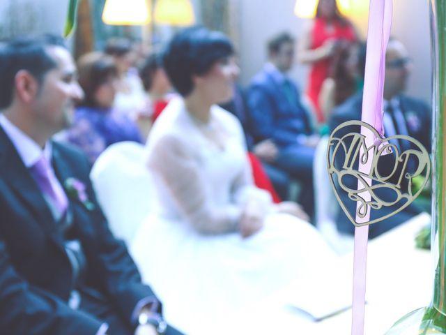 La boda de Javier y Norma en Madrid, Madrid 12