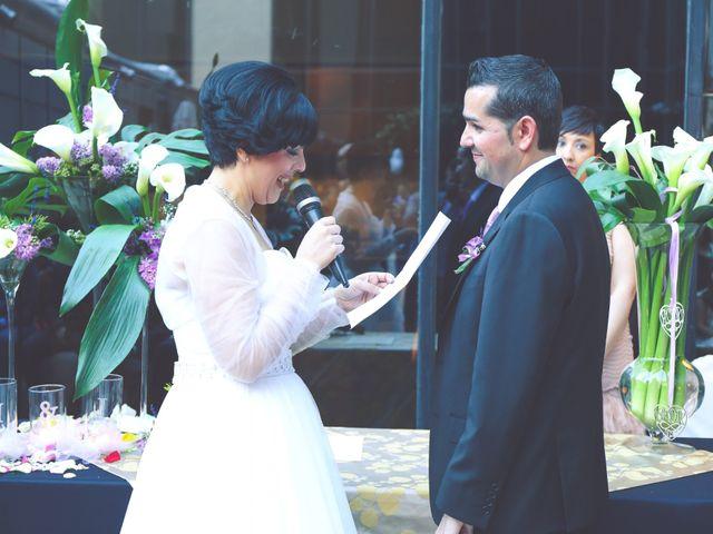 La boda de Javier y Norma en Madrid, Madrid 15