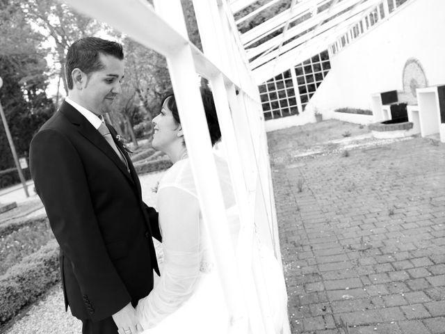 La boda de Javier y Norma en Madrid, Madrid 21