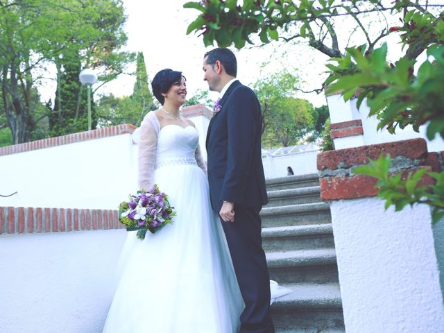 La boda de Javier y Norma en Madrid, Madrid 22