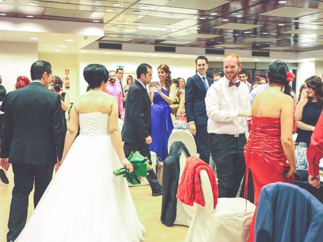 La boda de Javier y Norma en Madrid, Madrid 19