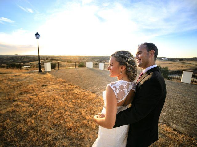 La boda de Sofia y Ismael en El Cerro De Andevalo, Huelva 7
